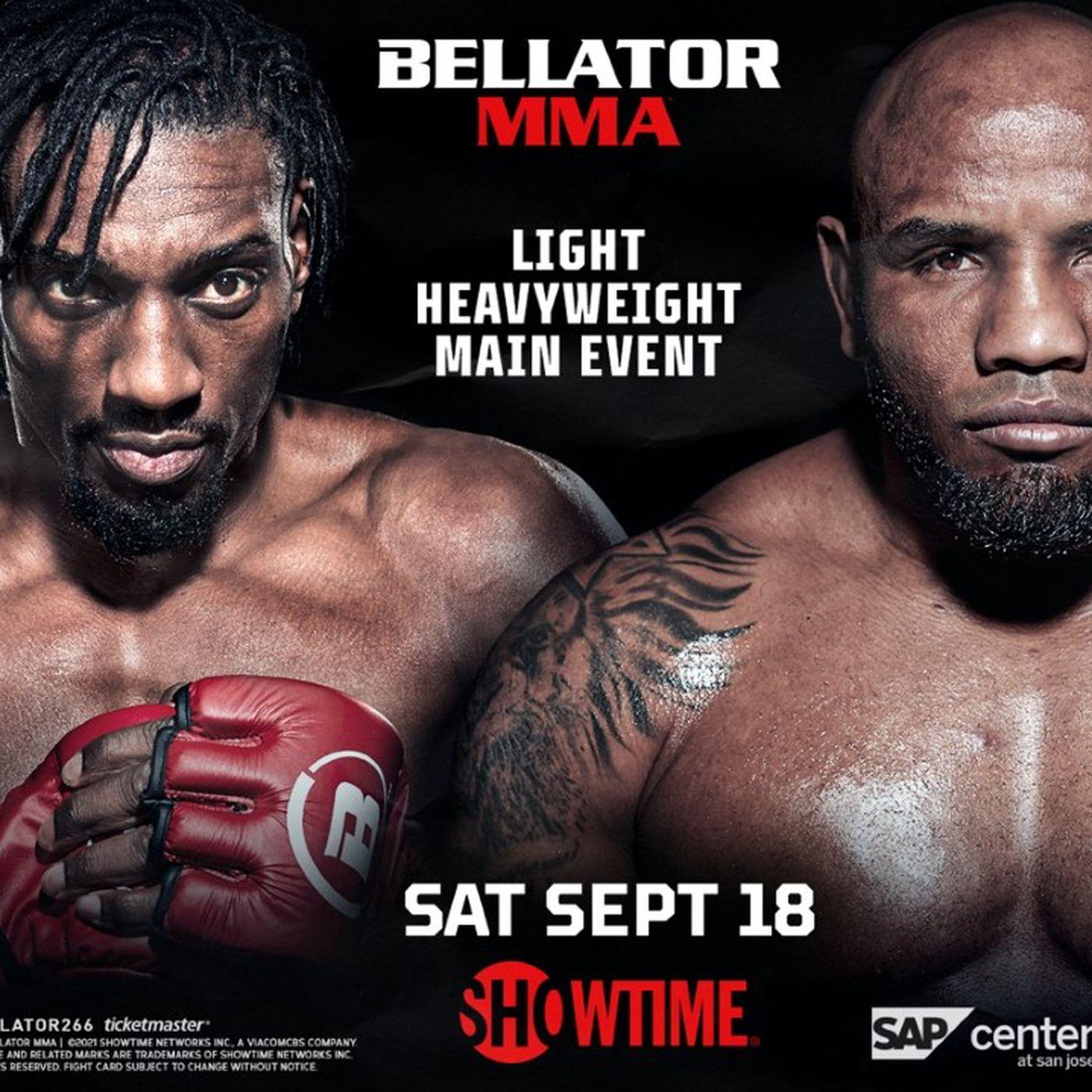 Latest Bellator 266 fight card, rumors for 'Davis vs Romero' in San Jose -  MMAmania.com