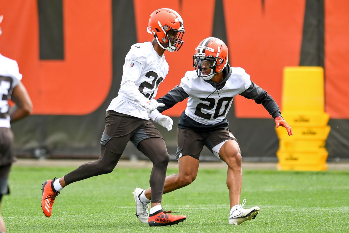 Cleveland Browns Off-Season Workout