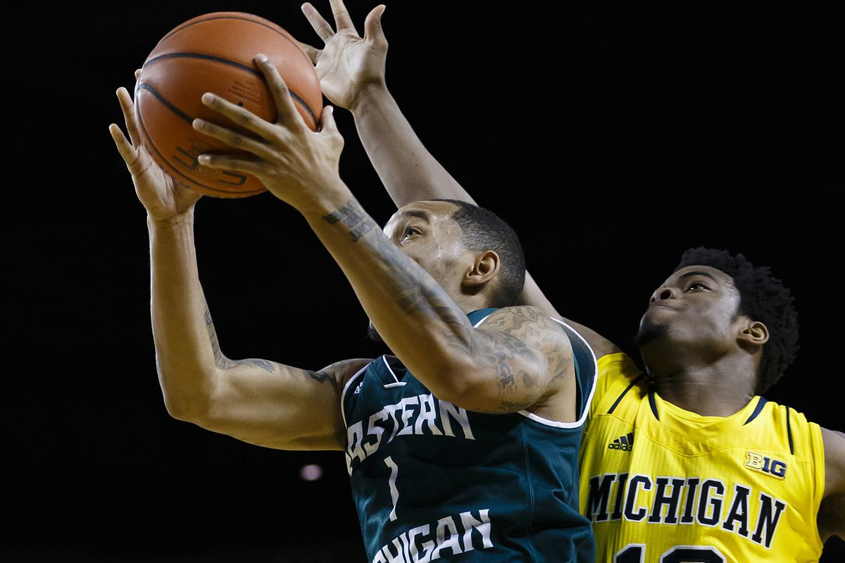 EMU will try to extend their league-leading B1G record to 2-0 tonight.