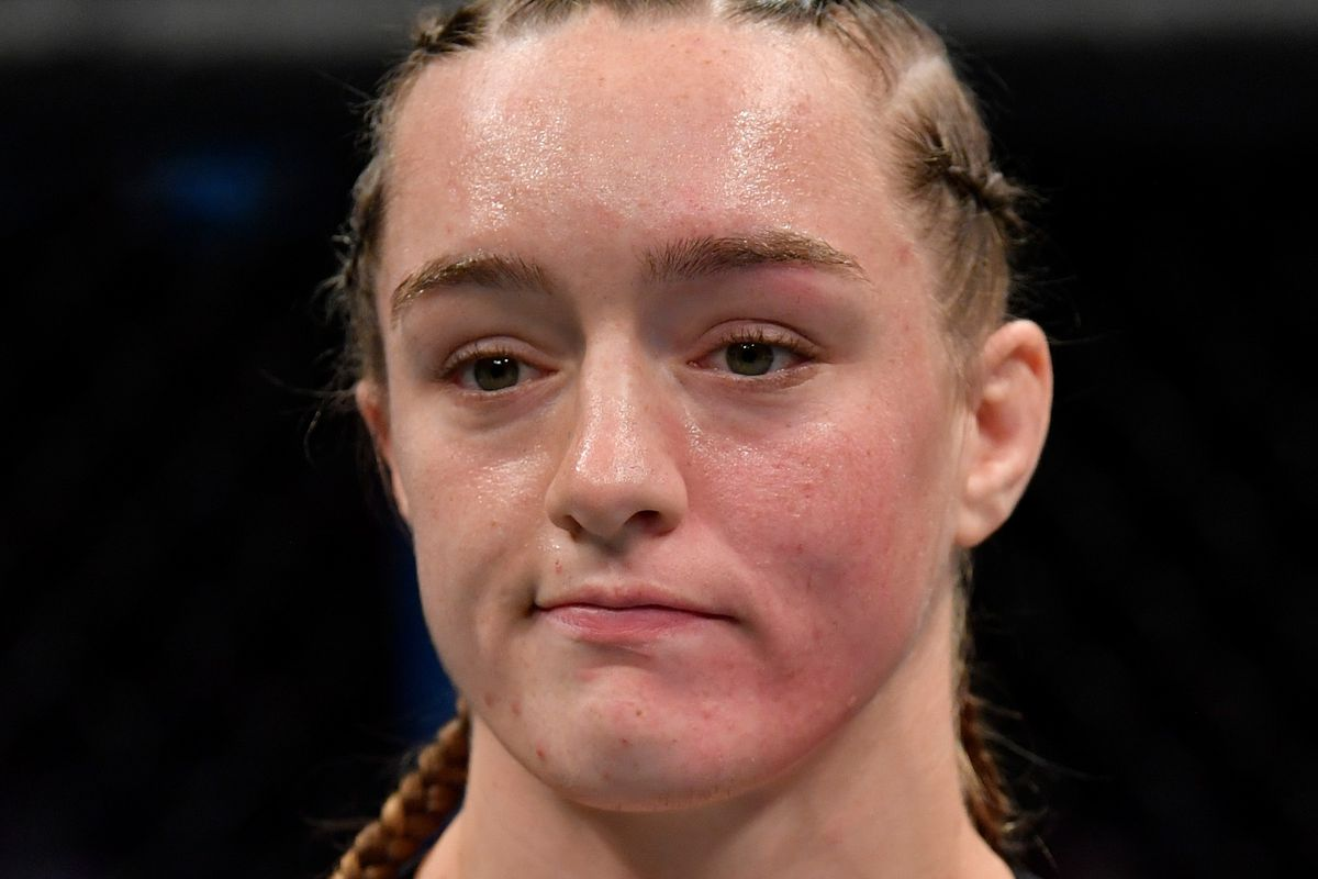 Aspen Ladd appeal for Germaine de Randamie TKO loss denied, Herb Dean says he's no 'gender discriminator'