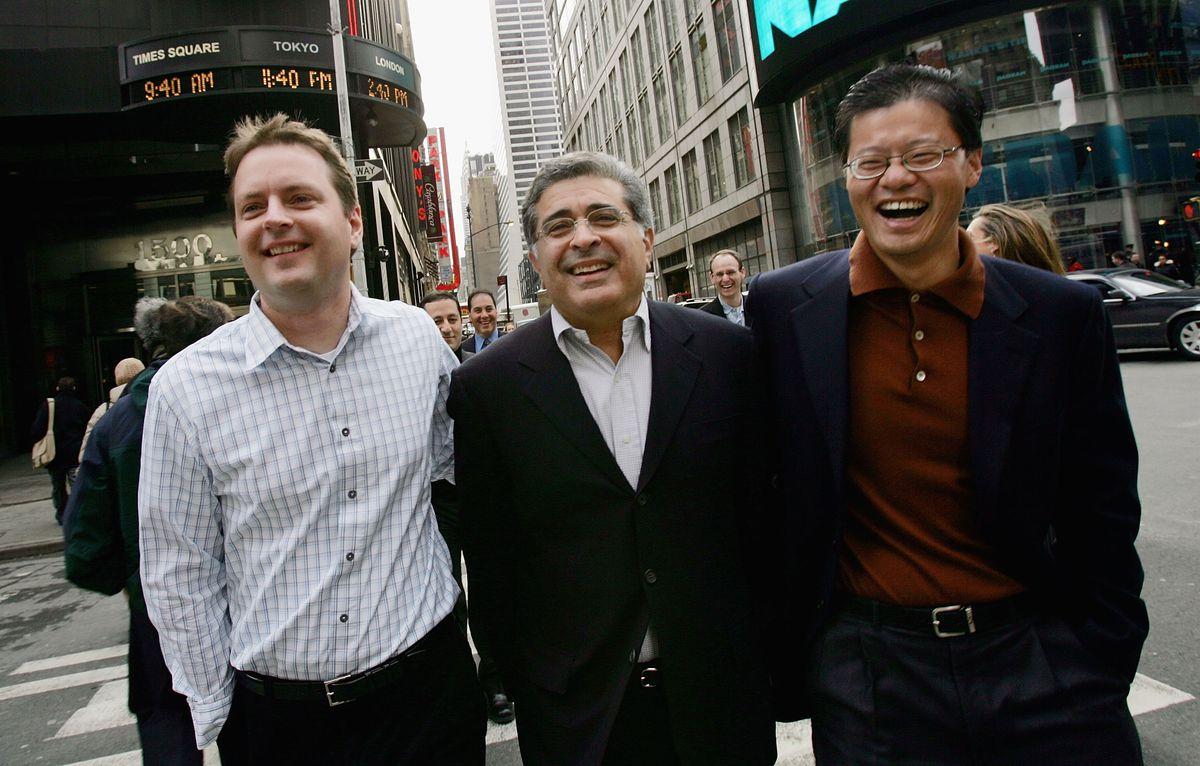 Yahoo Celebrates Ten Years