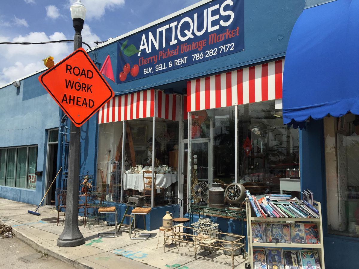 Miami S Best Vintage And Consignment Shops Racked Miami
