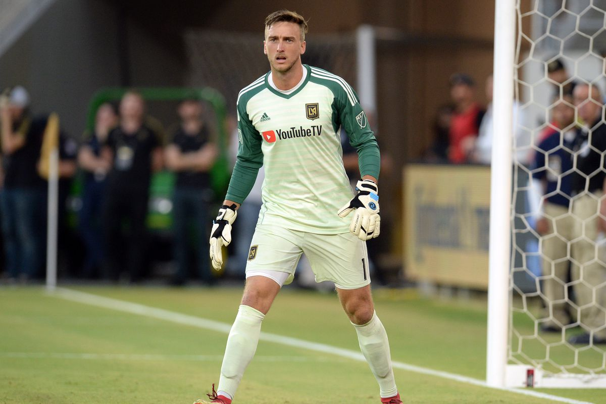 6d96cc6b44e Should Tyler Miller be in consideration for MLS Goalkeeper of the Year