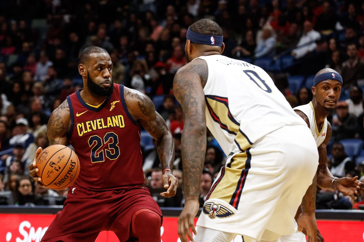 ebfa3e502c0 2018 NBA Free Agency  DeMarcus Cousins will have to wait for LeBron James  to announce his monumental decision