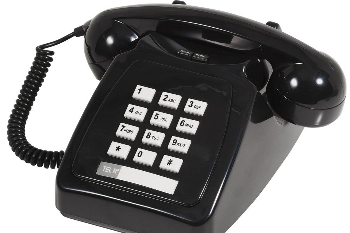 This is a telephone