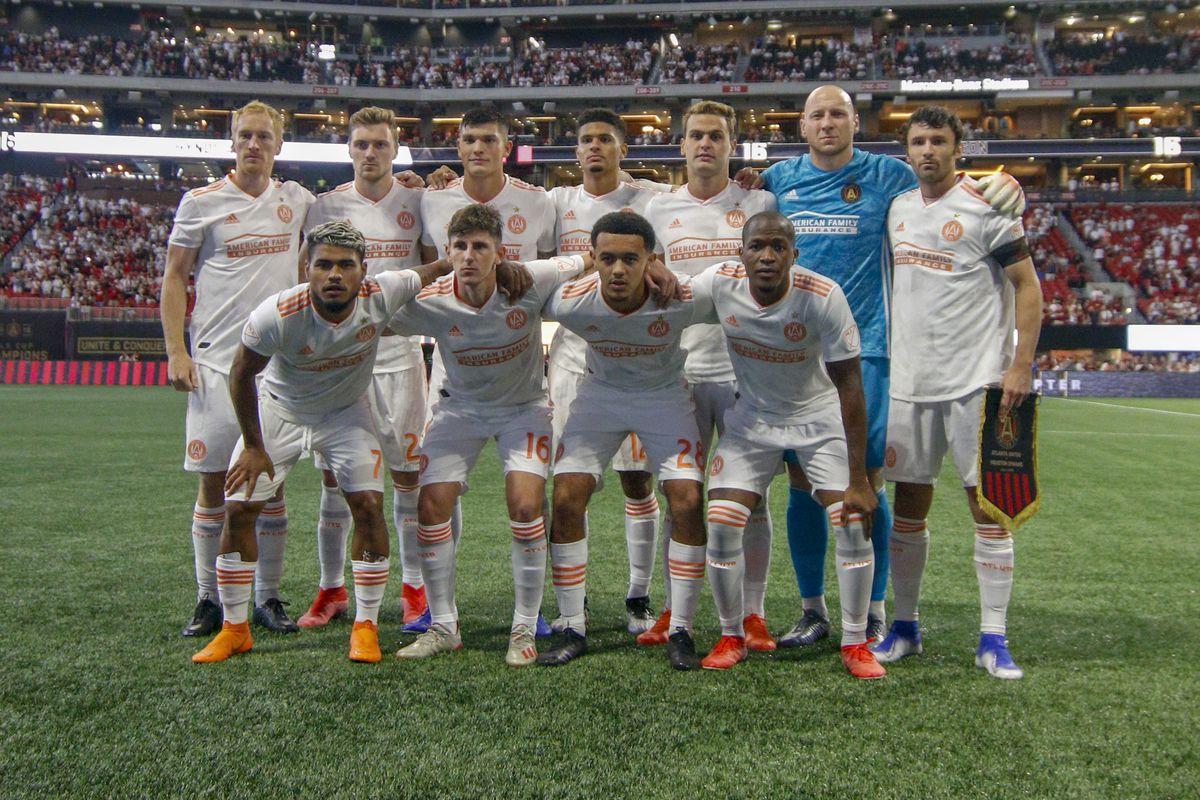 MLS: Houston Dynamo at Atlanta United FC