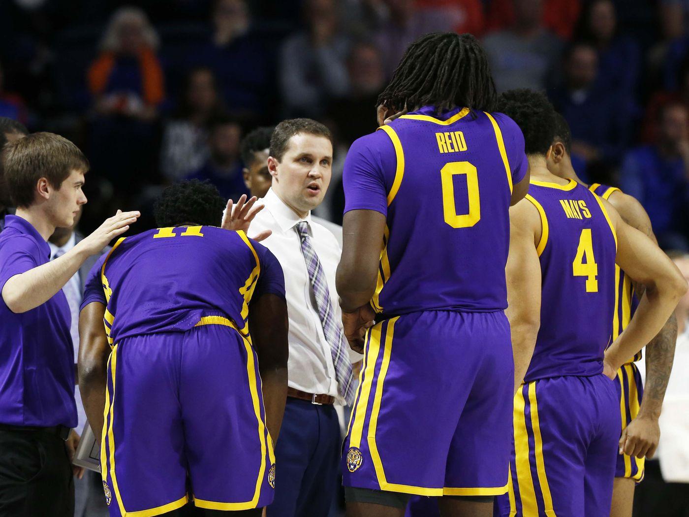 Ja'vonte Smart LSU Tigers Basketball Jersey - Purple