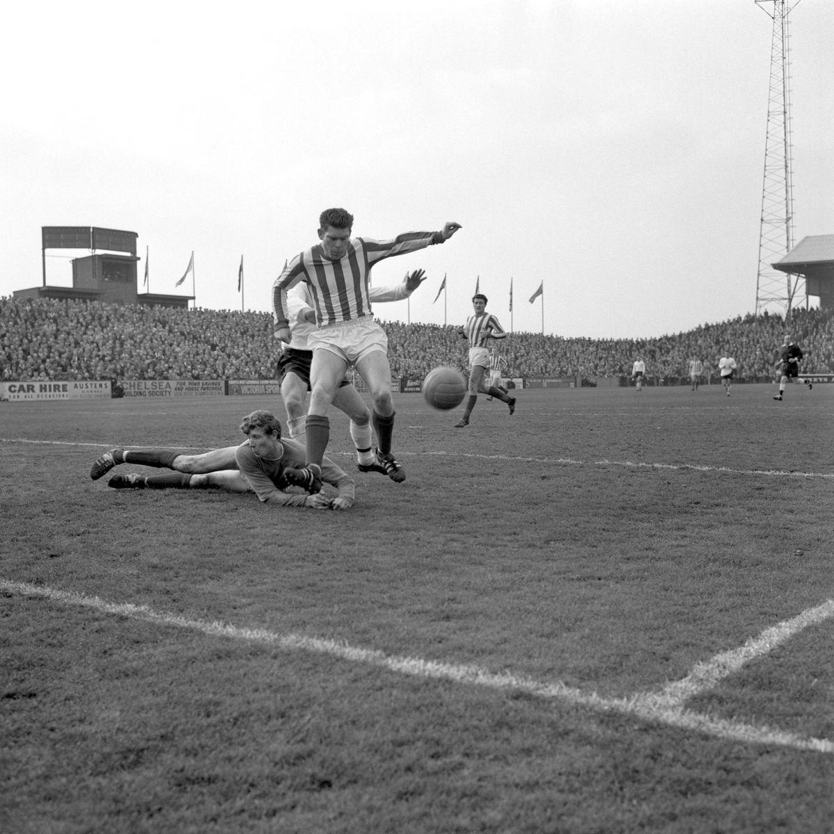 Soccer - League Division One - Sunderland v Liverpool - Roker Park - Sunderland - 1966