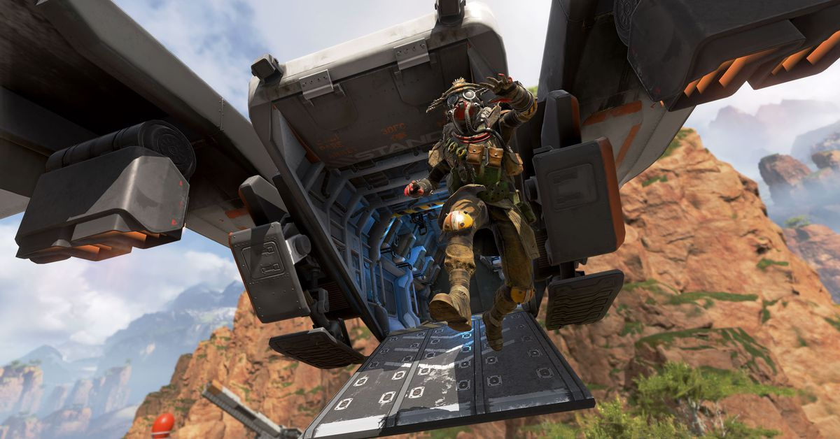 Apex Legends is bringing back Kings Canyon