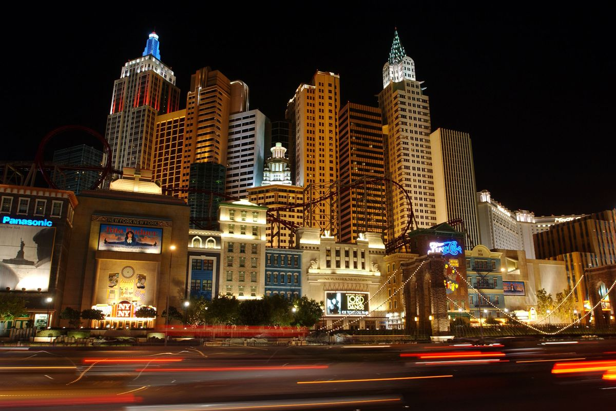 Las Vegas Strip 'Business as Usual'