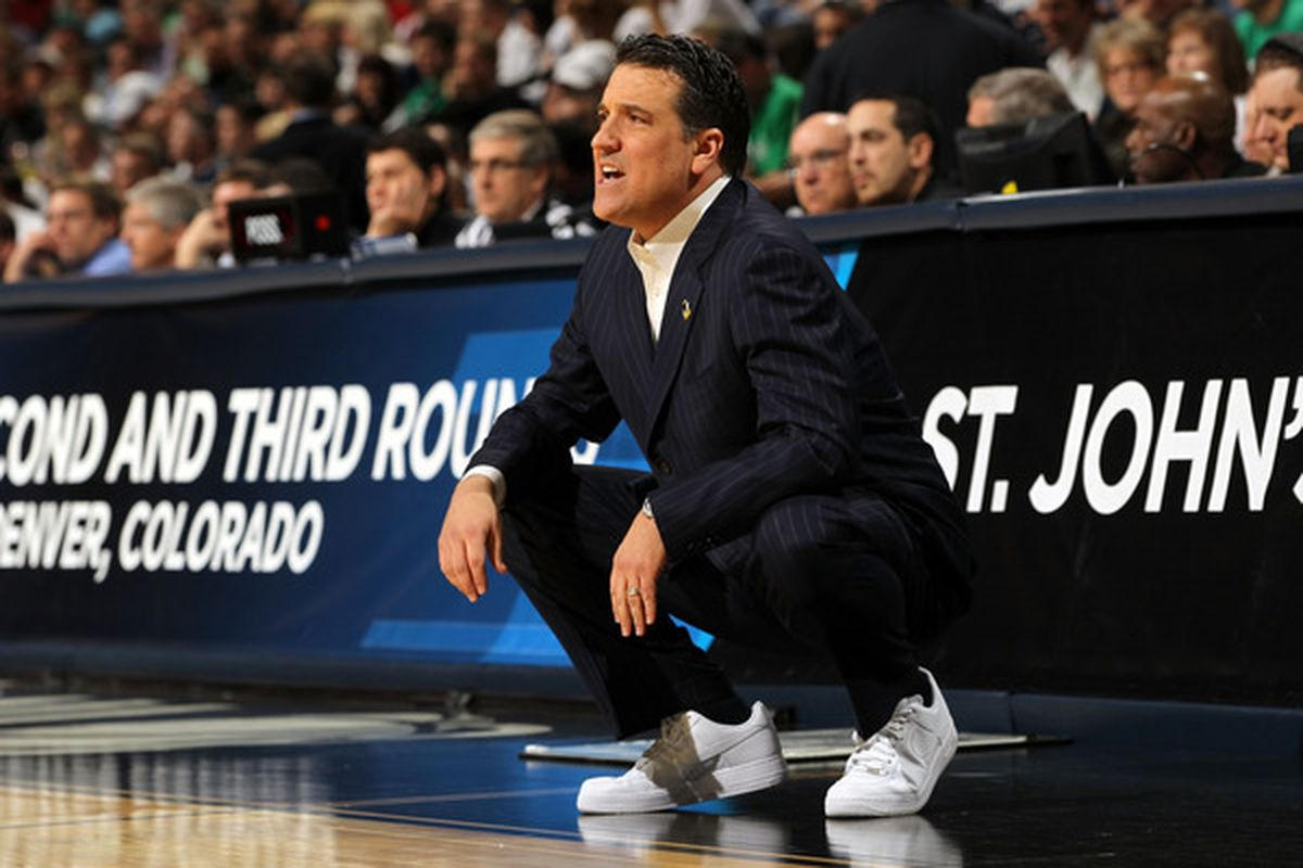 Steve Lavin is going to have to do a lot of coaching with such a young group of players in 2011-2012.