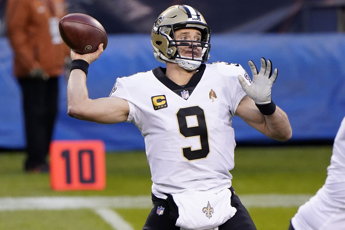 Drew Brees Injury Update How To Handle The Saints Qb Vs Bucs In Week 9 On Sunday Night Football Draftkings Nation