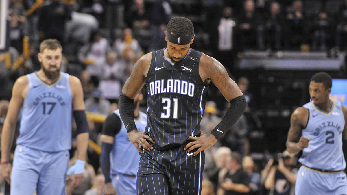 Magic vs. Grizzlies preview  Magic (and refs) must be better against  Memphis this time around bde239809