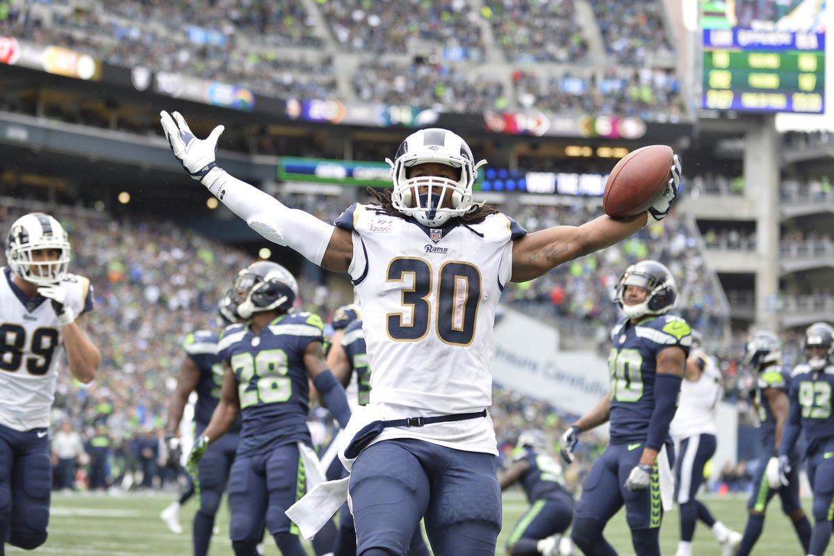 Los Angeles Rams vs  Seattle Seahawks: Seven stats from Week 5