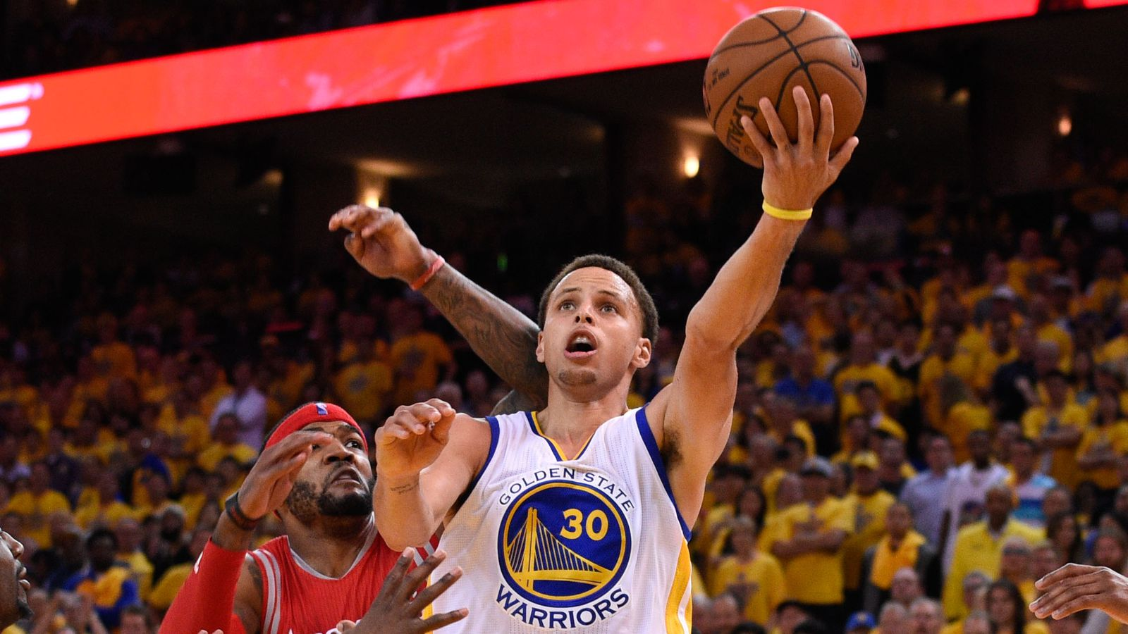 Warriors vs Rockets Game 2, 2015 NBA Playoffs: Golden State wins thrilling Game 2 against ...