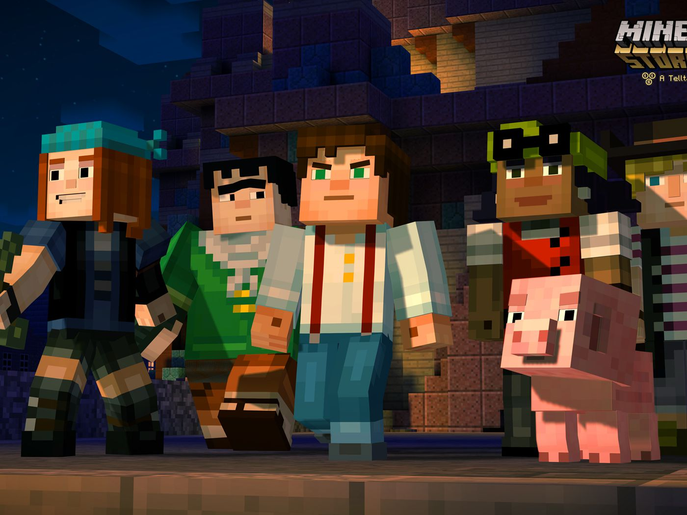 Minecraft Story Mode Is Being Pulled From Stores On June 25th