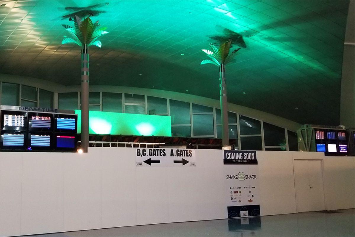 Shake Shack McCarran International Airport