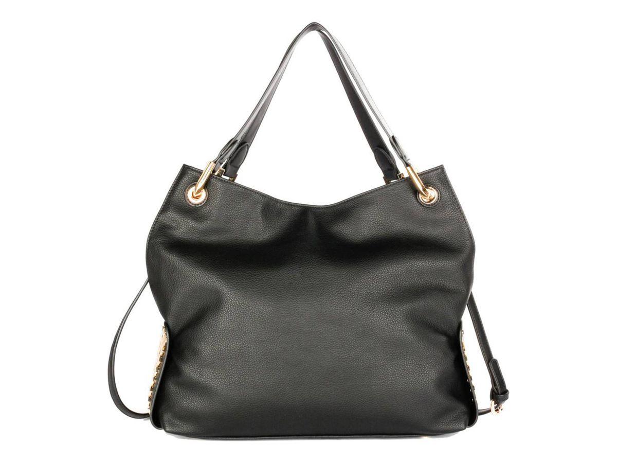 Céline Dion Symphony Faux Leather Hobo, $108