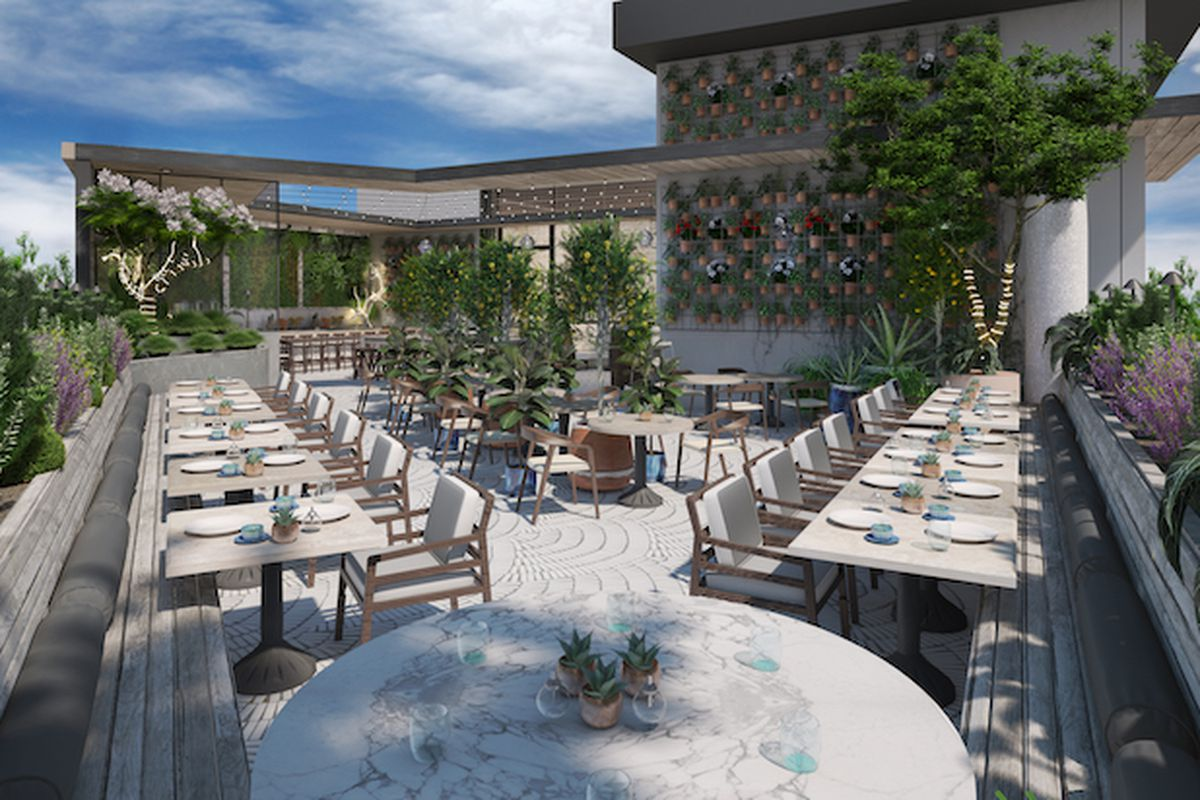West Hollywood's First-Ever Cannabis Restaurant to Boast a