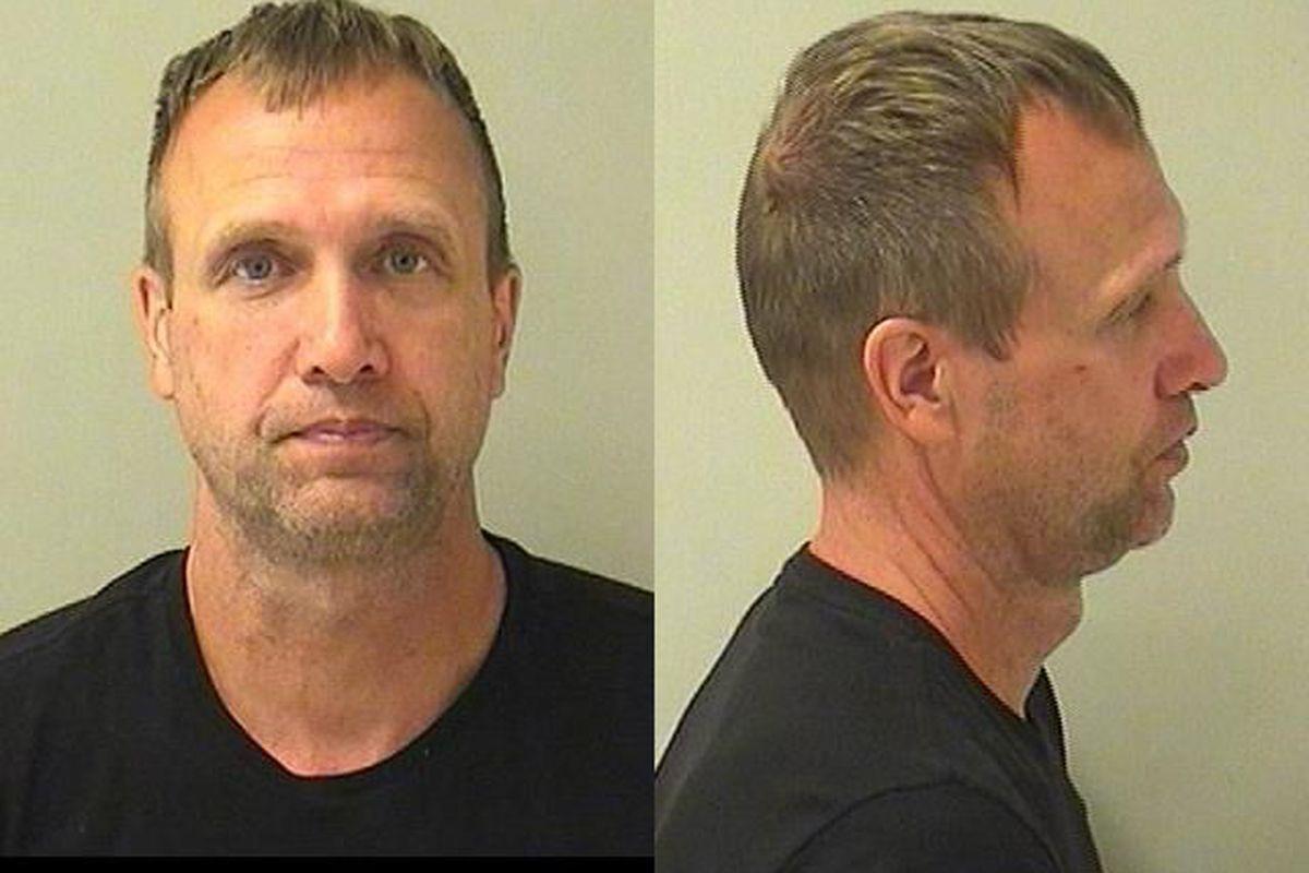 Edward J. Mrowiec Jr. arrest photo   Kane County state's attorney's office