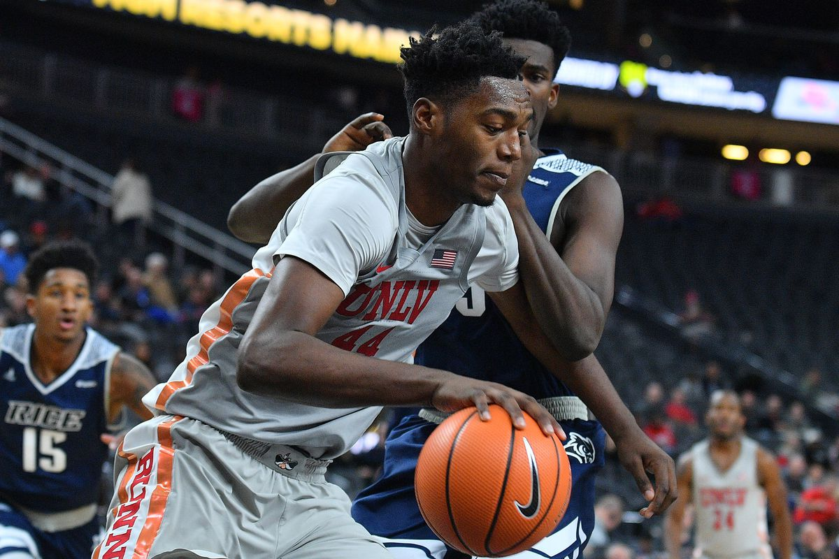 NBA Draft 2018 Scouting Report UNLV Big Man Brandon McCoy