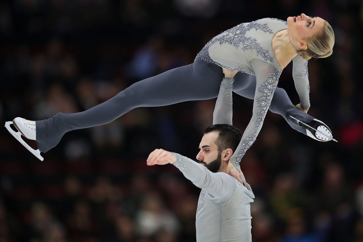 2019 U.S. Figure Skating Championships - Day 5
