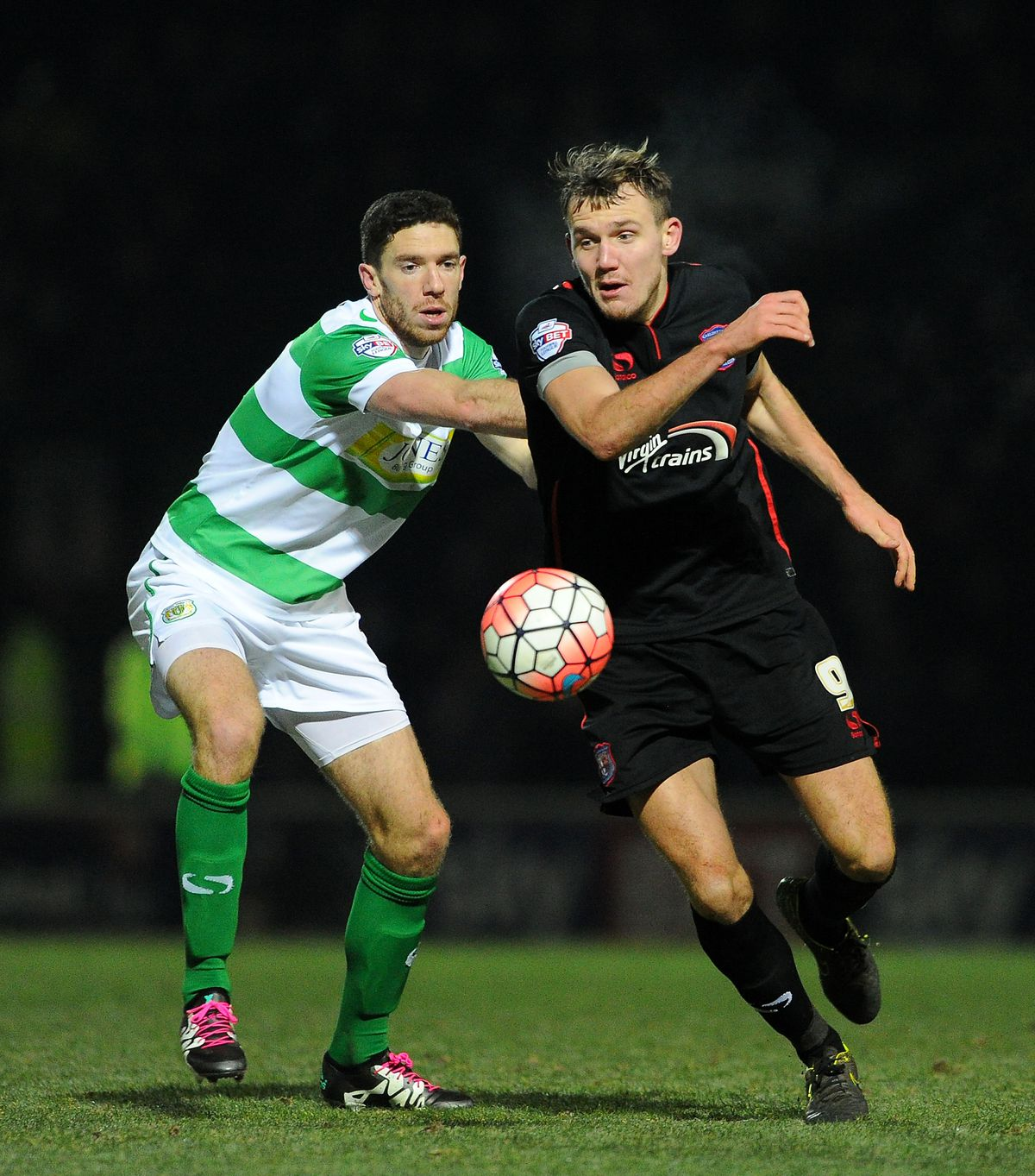 Yeovil Town v Carlisle United - The Emirates FA Cup Third Round