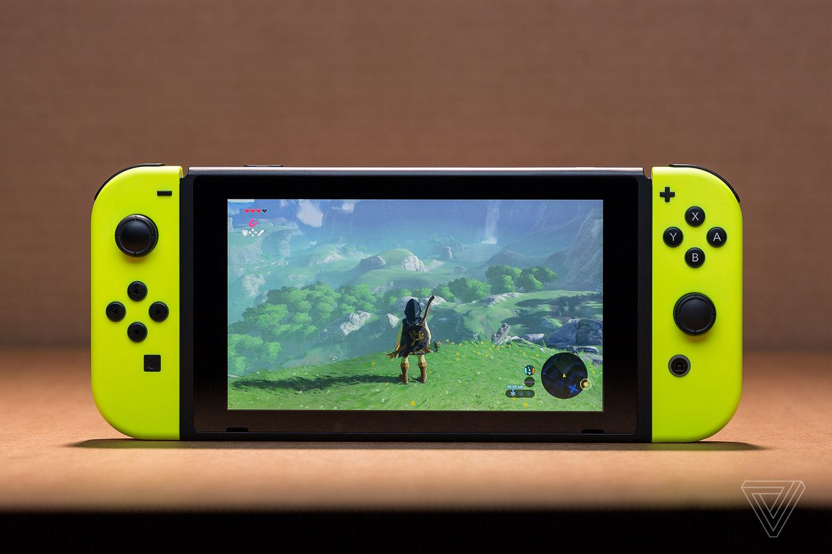 fortnite is reportedly coming to the nintendo switch the verge