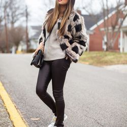 """Aimee of <a href=""""http://www.songofstyle.com""""target=""""_blank"""">Song of Style</a> is wearing a <a href=""""http://www.revolveclothing.com/DisplayProduct.jsp?product=BSAB-WO16&utm_source=cj&utm_medium=affiliate&utm_campaign=4441350&source=CJ&AID=10568535&PID=444"""