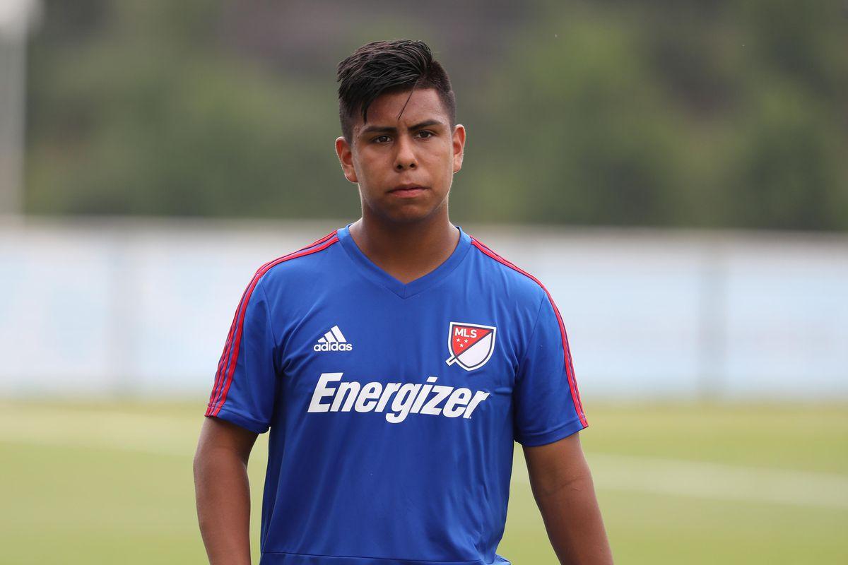 MLS: MLS All-Star-Homegrown Training