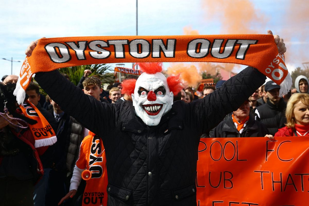 Oyston Out 8000 Sunderland Supporters Urged To Join Blackpool Fans In Nyd Bloomfield Boycott Roker Report