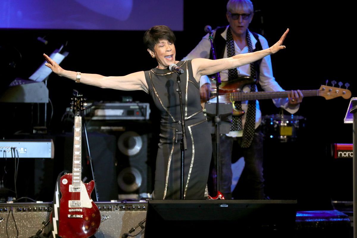 Bettye LaVette performs onstage during the Little Kids Rock Benefit 2017 at PlayStation Theater in New York City.