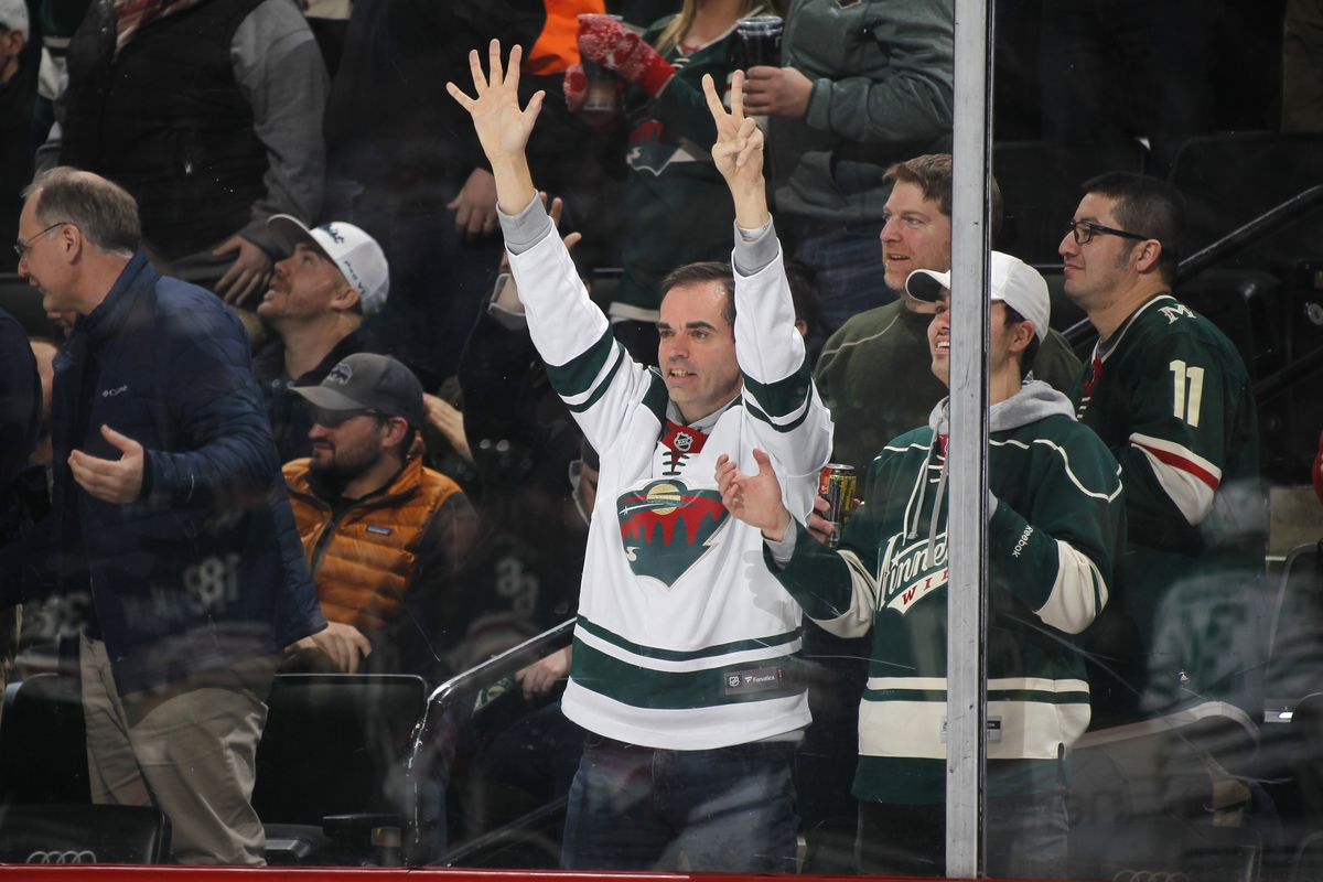 Wilderness Walk: Want season tickets for the Wild? You better save your money!