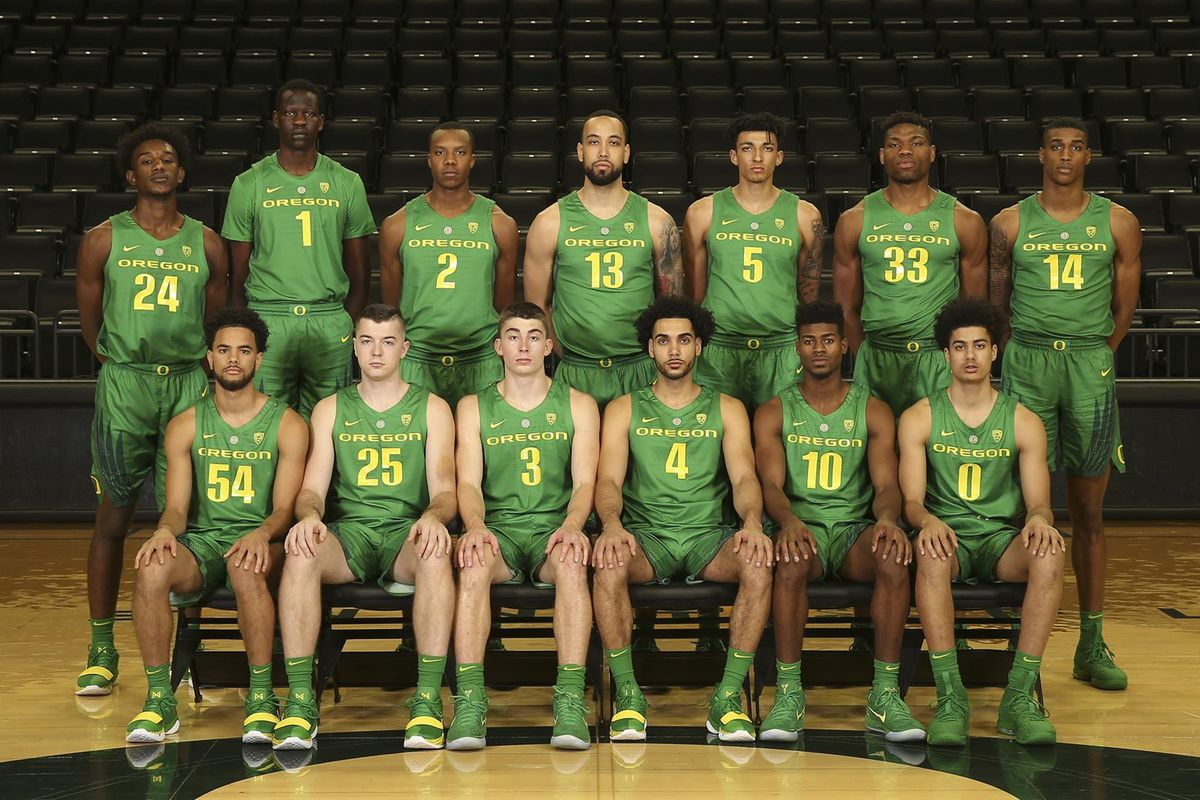 a66da0eacd40 Deeper Look at the Oregon Basketball Roster - Addicted To Quack