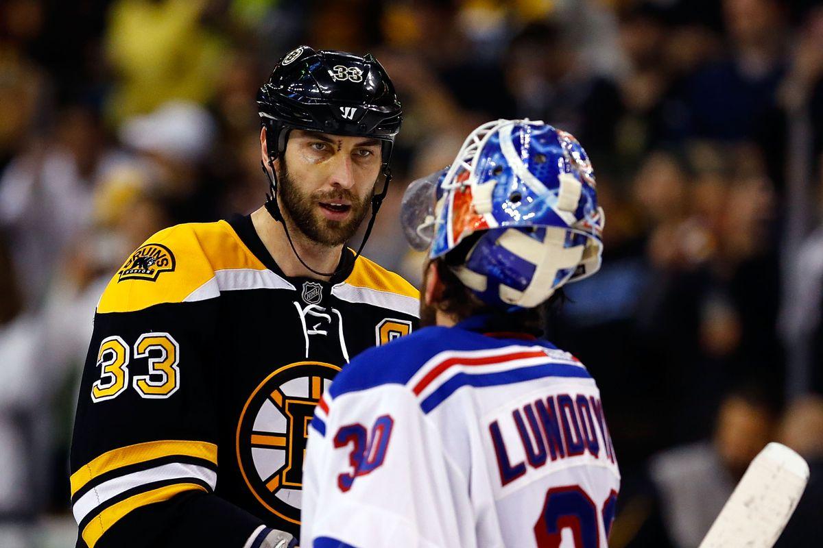 New York Rangers v Boston Bruins - Game Five
