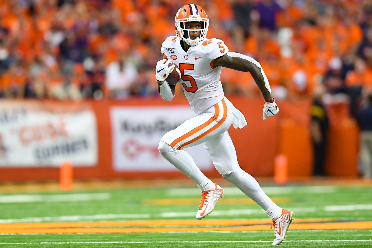 big sale f3c3b 3bae2 Clemson Football Preview: #1 Clemson hosts Charlotte ...