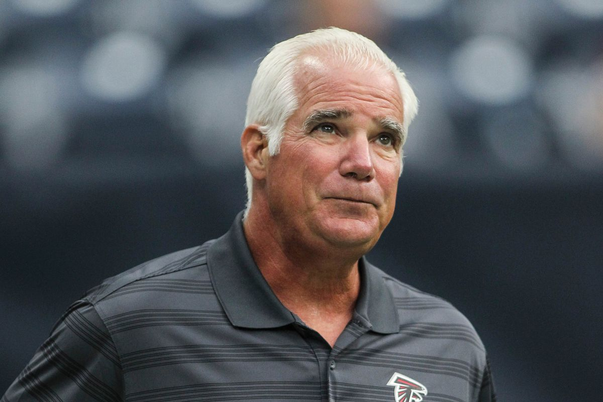 Is Mike Smith's seat heating up already?