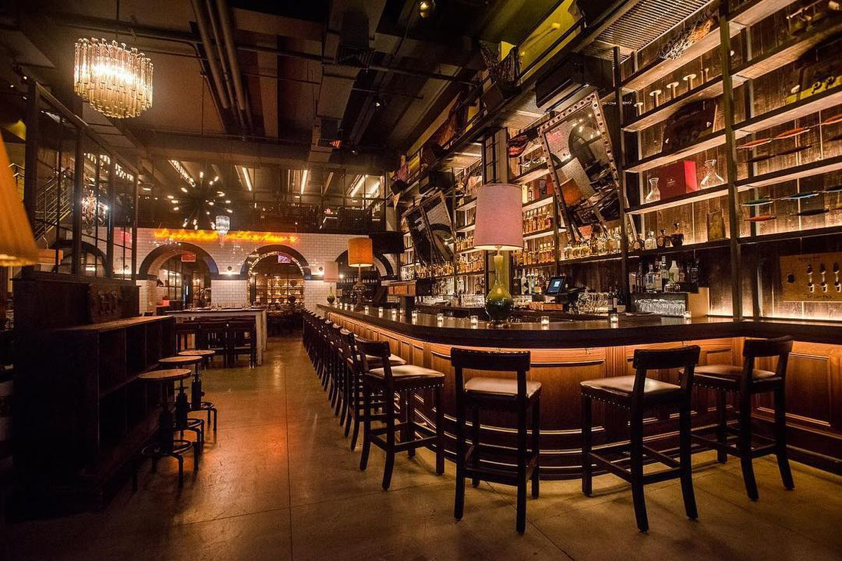 Retro Restaurant And Piano Bar Debuts In Midtown West Eater Ny
