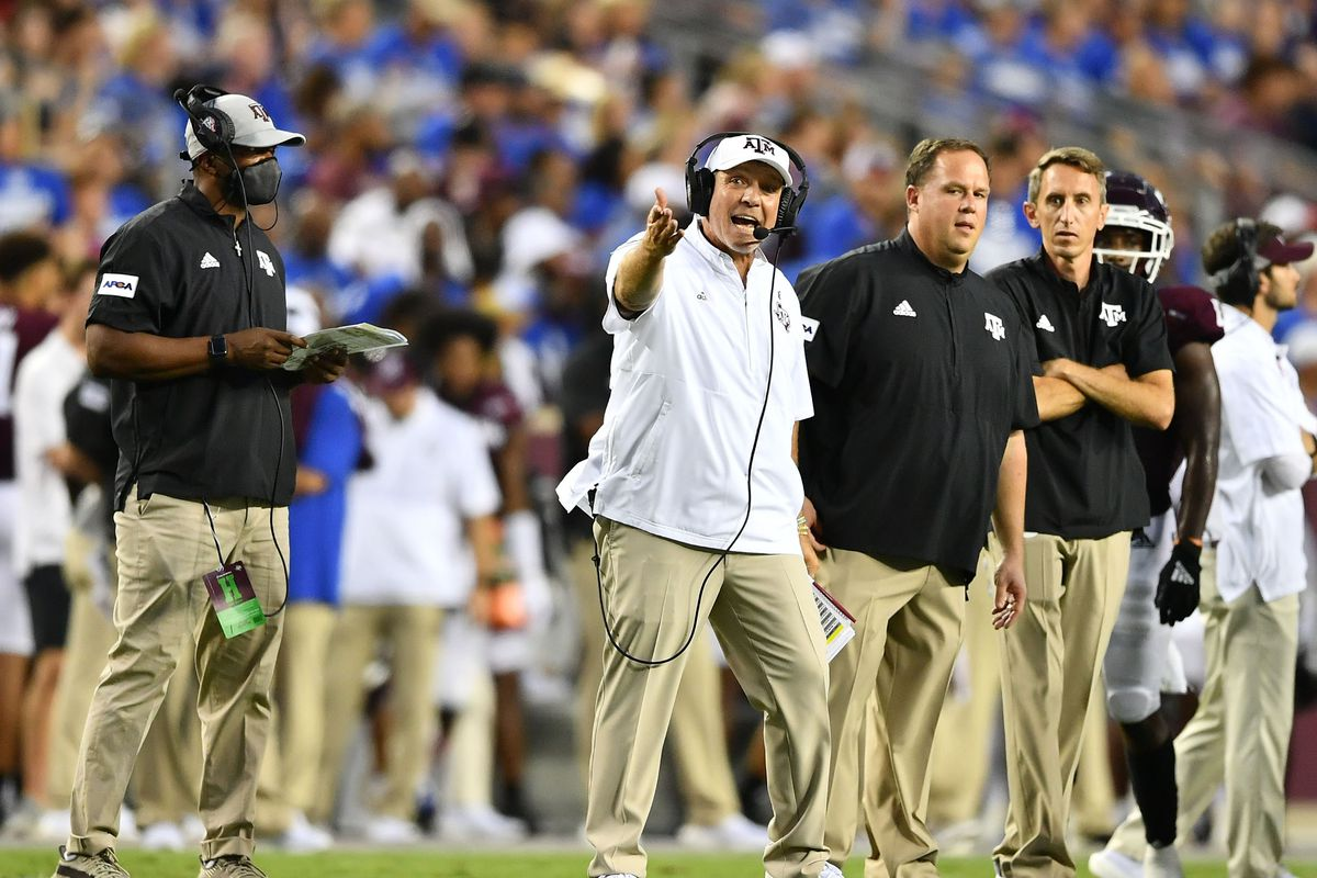 NCAA Football: Kent State at Texas A&M