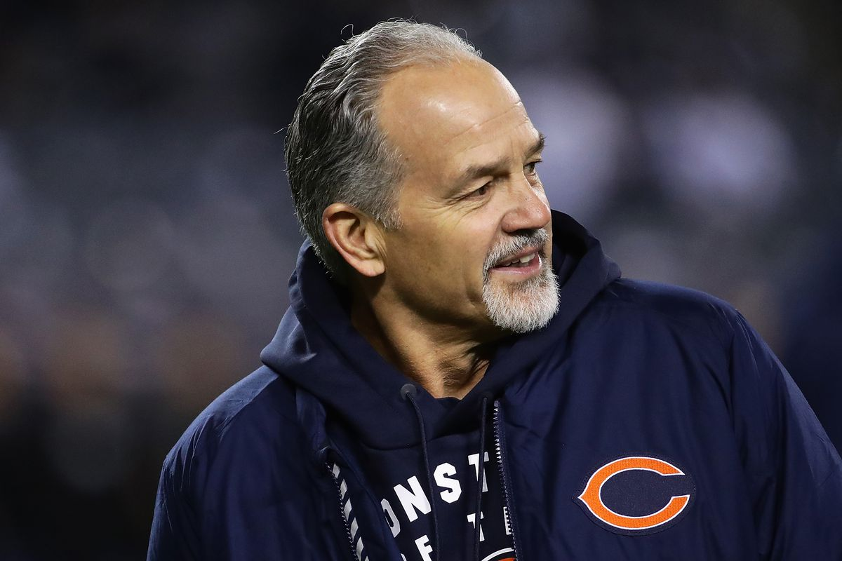 """""""What I know today compared to what I knew back then, my eyes are opened up, my ears are opened up,"""" said Chuck Pagano, the current Bears defensive coordinator and former head coach of the Colts."""