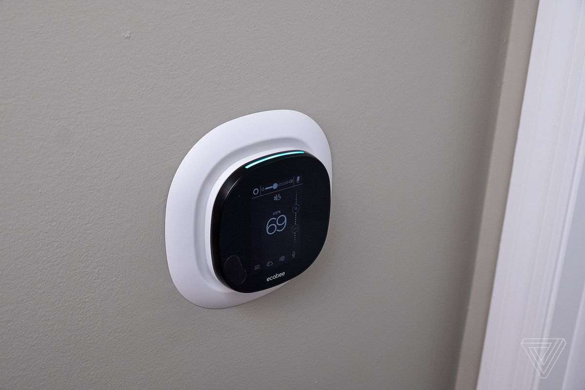Ecobee SmartThermostat review: faster, sleeker, louder 4