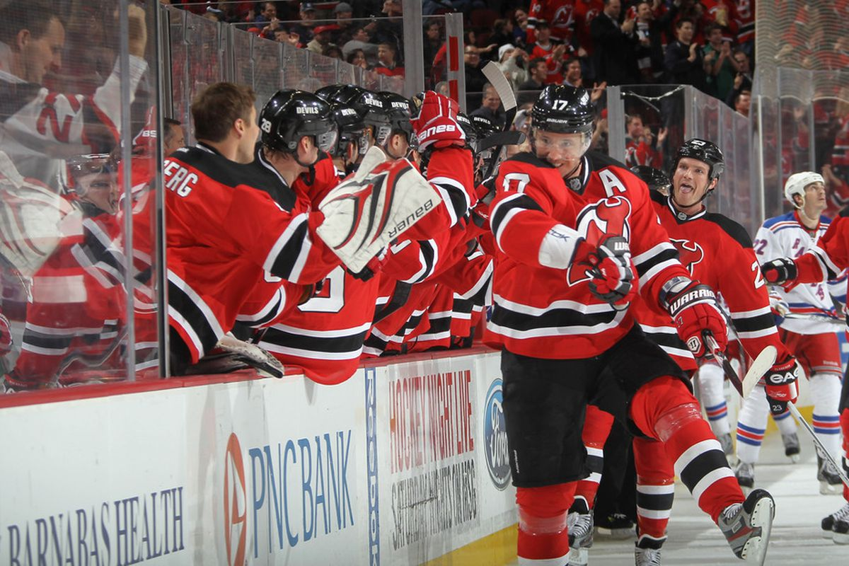 Can the Devils team continue to win and climb in the standings?