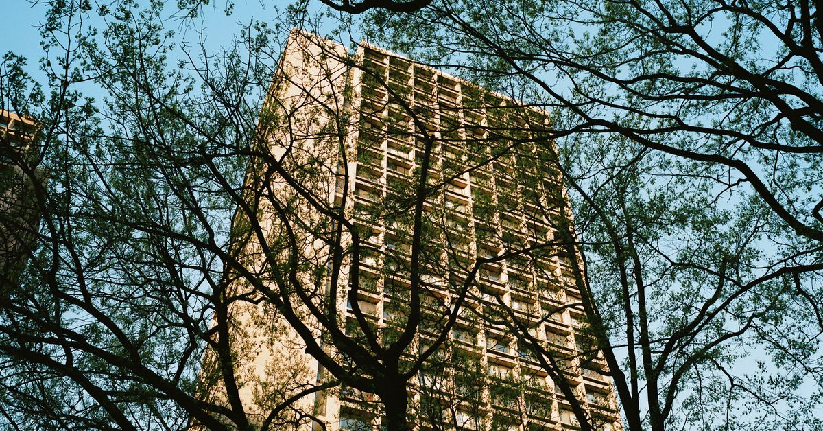 Architect I M  Pei's notable New York City buildings, mapped