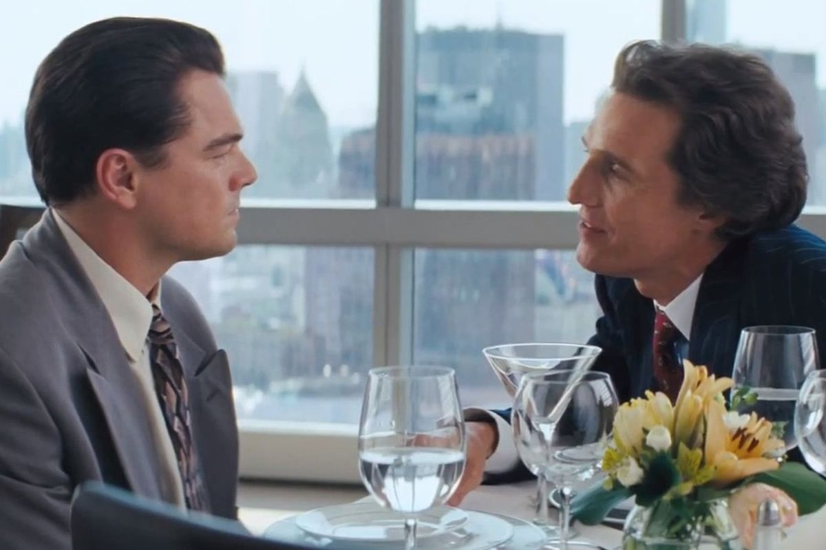 Review: The Wolf of Wall Street's Artery-Clogging Wealth - Eater