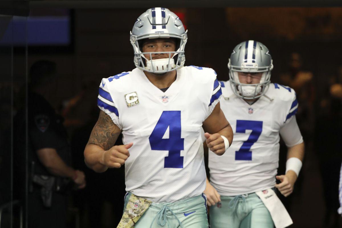 aac69c53498 Cowboys news: Will the Cowboys bring in a veteran QB to backup Dak Prescott?