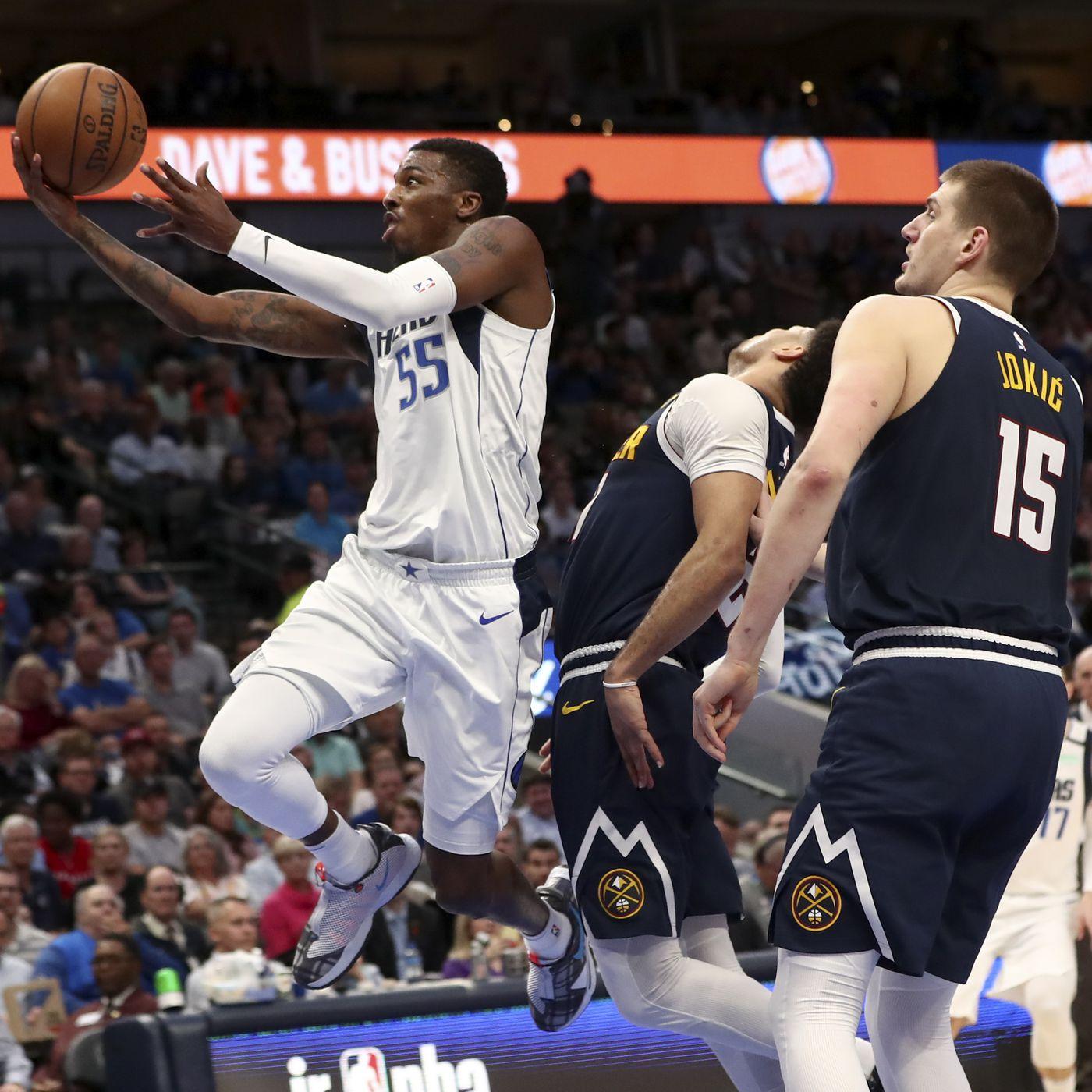 Recap: Denver Nuggets fall to Dallas Mavericks on the road - Denver Stiffs