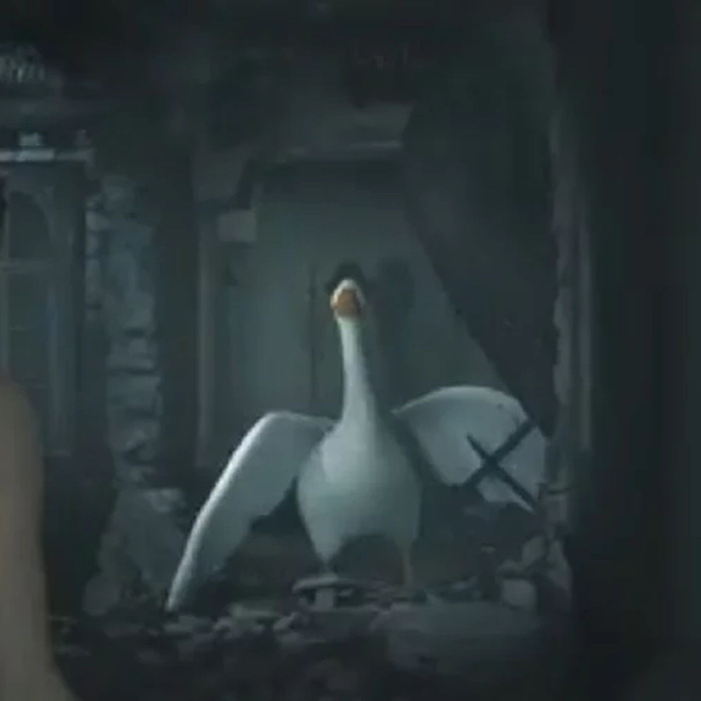 Untitled Goose Game Goose Is The Latest Ridiculous Resident Evil 2