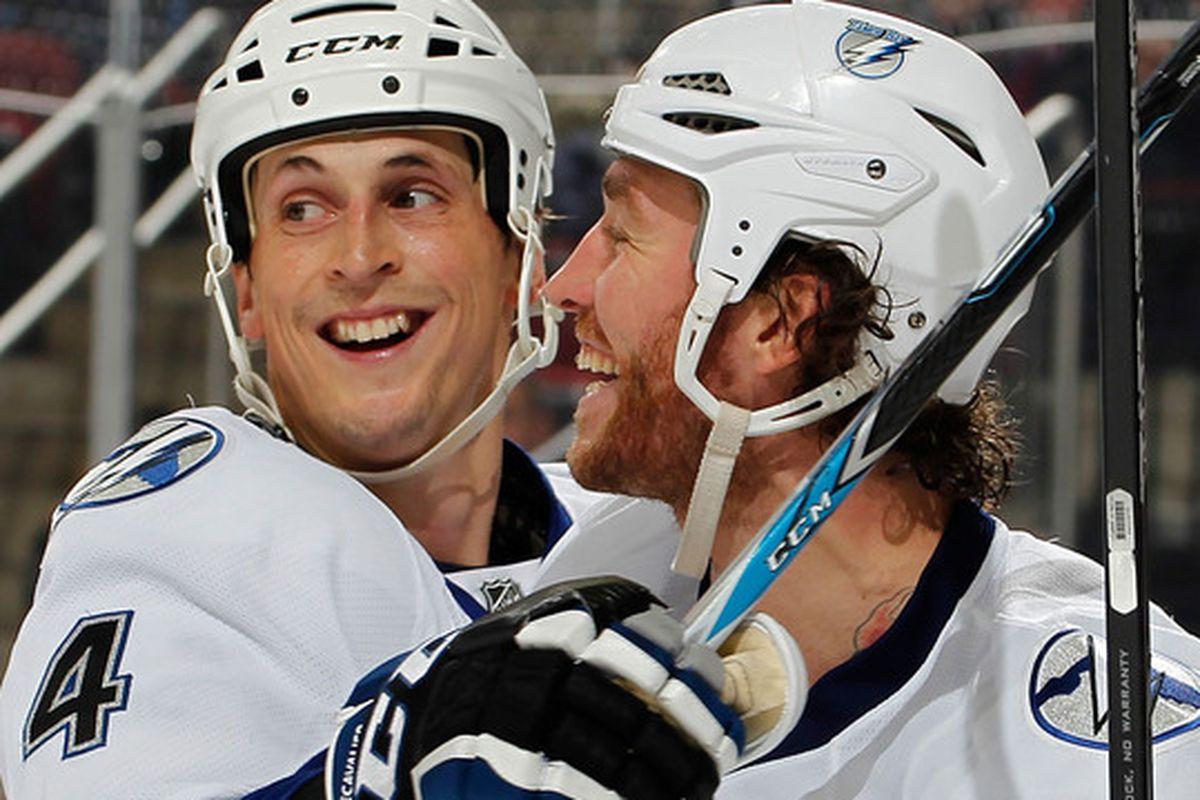 Vinny was glad OK Hockey gave him Ryan Malone.
