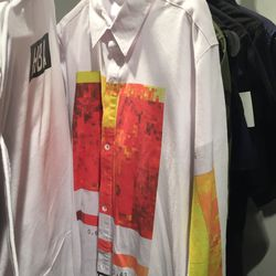 Button-down shirt, $150