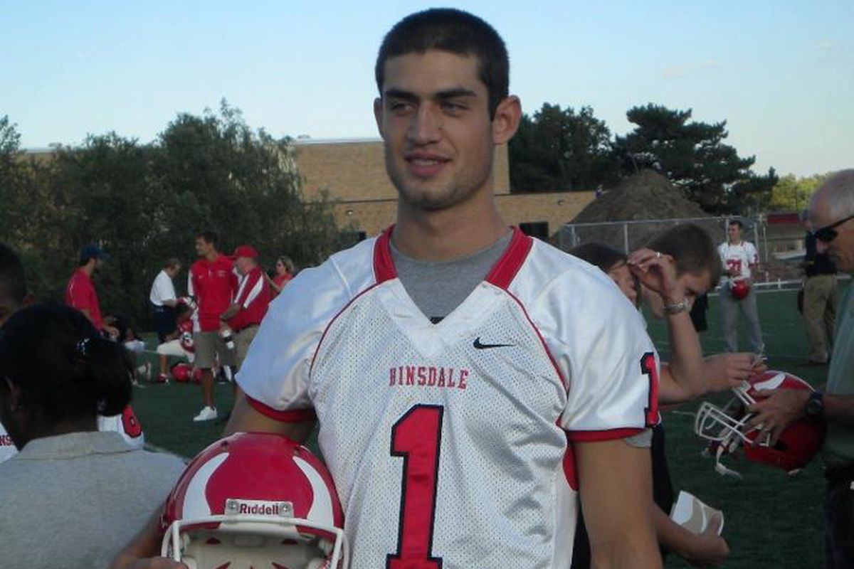 '14 tight end Ian Bunting received a scholarship offer from Ohio State yesterday.